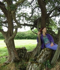 Zoom Talk Sunday 24Th October 2021 'Alanna Moore ~ Garden Geomancy'
